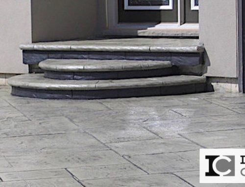 Concrete Steps 003
