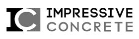 Impressive Concrete Logo