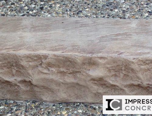 Concrete Bullnose 002
