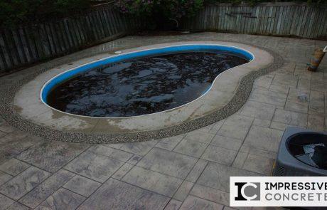 Impressive Concrete - Impressive GlowCrete - 001 - Concrete Pool Decks
